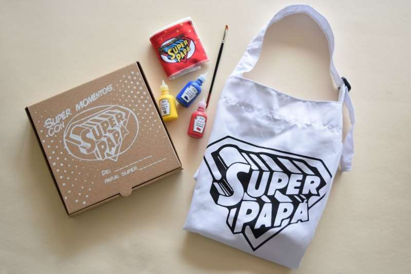 Kit super papá