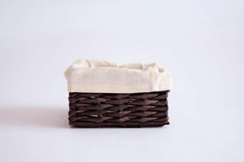 Toallero tejido en papel