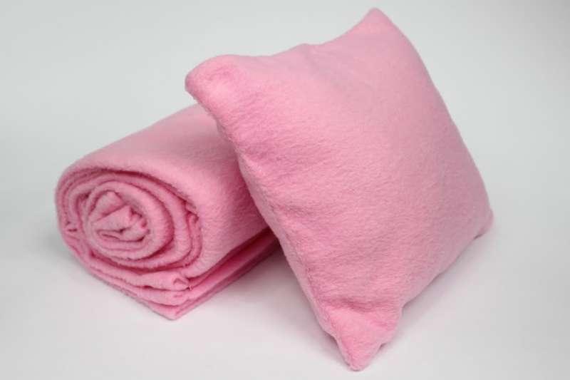 Kit de cobija y almohada para bebé
