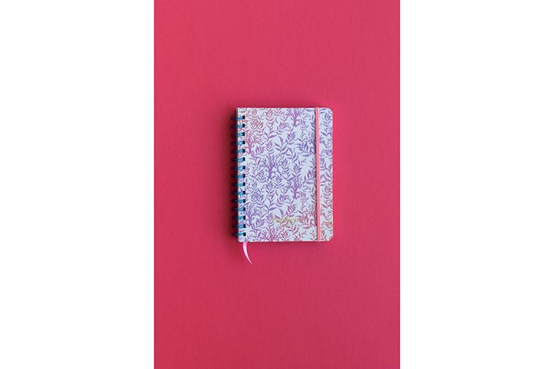 Cuaderno pasta dura Pacifico Dual