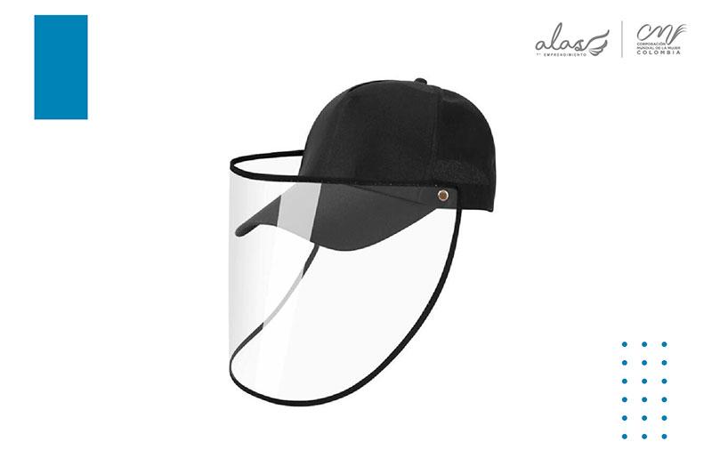 Cachucha con visor